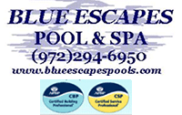 Blue Escapaes Pool & Spa